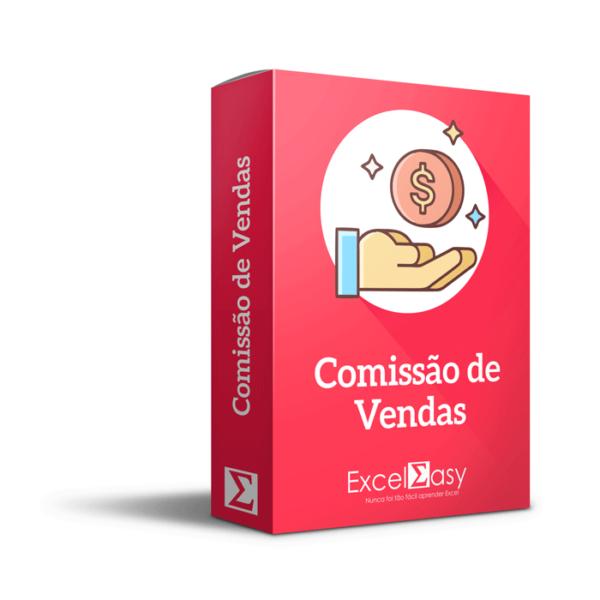 Planilha de Comissão de Vendas - Excel Easy